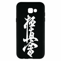 Чехол для Samsung A7 2017 Иероглиф - FatLine