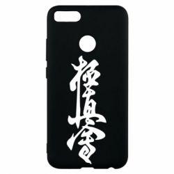 Чехол для Xiaomi Mi A1 Иероглиф - FatLine