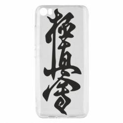 Чехол для Xiaomi Xiaomi Mi5/Mi5 Pro Иероглиф - FatLine