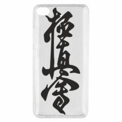 Чехол для Xiaomi Mi 5s Иероглиф - FatLine