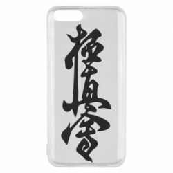 Чехол для Xiaomi Mi6 Иероглиф - FatLine