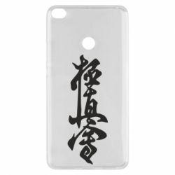 Чехол для Xiaomi Mi Max 2 Иероглиф - FatLine