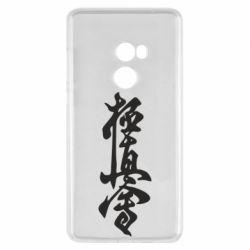 Чехол для Xiaomi Mi Mix 2 Иероглиф - FatLine