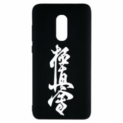Чехол для Xiaomi Redmi Note 4 Иероглиф - FatLine