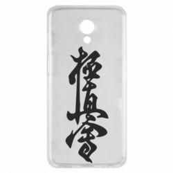 Чехол для Meizu M6s Иероглиф - FatLine