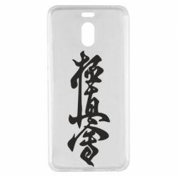 Чехол для Meizu M6 Note Иероглиф - FatLine