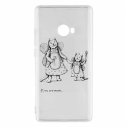 Чехол для Xiaomi Mi Note 2 If you are mom text