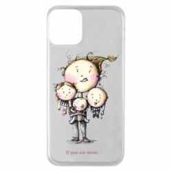 Чехол для iPhone 11 If you are mom