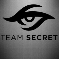 Наклейка IG Team Secret