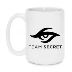 Кружка 420ml IG Team Secret