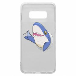 Чехол для Samsung S10e Ikea Shark Blahaj