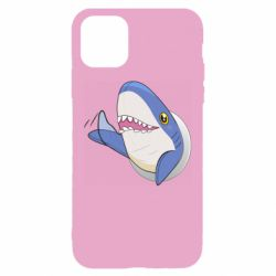 Чехол для iPhone 11 Ikea Shark Blahaj