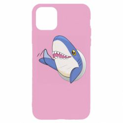 Чехол для iPhone 11 Pro Ikea Shark Blahaj