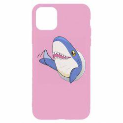 Чехол для iPhone 11 Pro Max Ikea Shark Blahaj