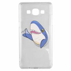 Чехол для Samsung A5 2015 Ikea Shark Blahaj