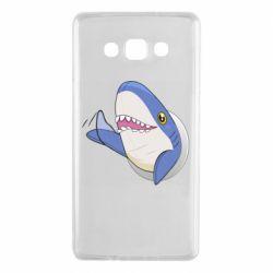 Чехол для Samsung A7 2015 Ikea Shark Blahaj