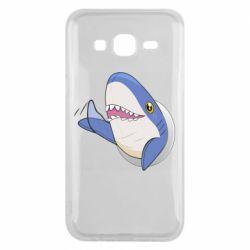 Чехол для Samsung J5 2015 Ikea Shark Blahaj