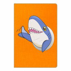 Блокнот А5 Ikea Shark Blahaj