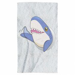 Полотенце Ikea Shark Blahaj