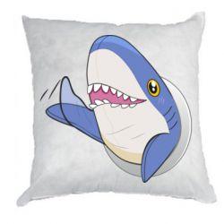 Подушка Ikea Shark Blahaj