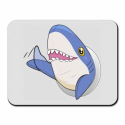 Коврик для мыши Ikea Shark Blahaj