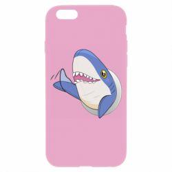 Чехол для iPhone 6/6S Ikea Shark Blahaj