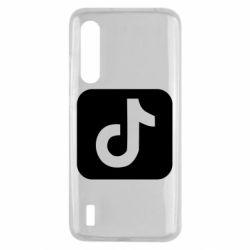 Чехол для Xiaomi Mi9 Lite Иконка тик ток