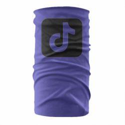 Бандана-труба Иконка тик ток