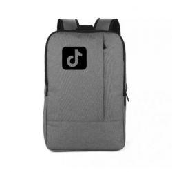 Рюкзак для ноутбука Иконка тик ток