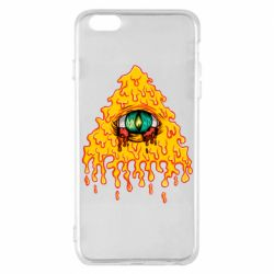 Чехол для iPhone 6 Plus/6S Plus Illuminati is melting