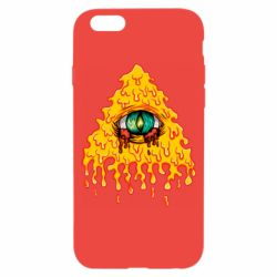 Чехол для iPhone 6/6S Illuminati is melting