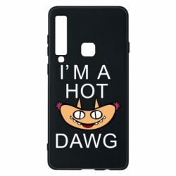Чохол для Samsung A9 2018 Im hot a dawg