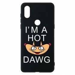 Чехол для Xiaomi Mi Mix 3 Im hot a dawg