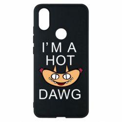 Чехол для Xiaomi Mi A2 Im hot a dawg