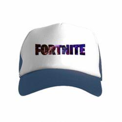 Детская кепка-тракер Image in Fortnite