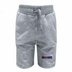 Детские шорты Image in Fortnite