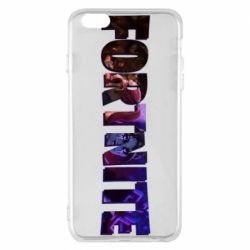 Чехол для iPhone 6 Plus/6S Plus Image in Fortnite