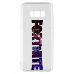 Чехол для Samsung S8 Image in Fortnite