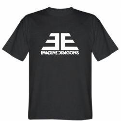 Мужская футболка Imagine Dragons Evolve simbol