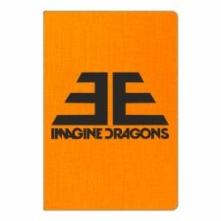 Блокнот А5 Imagine Dragons Evolve simbol
