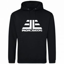Мужская толстовка Imagine Dragons Evolve simbol