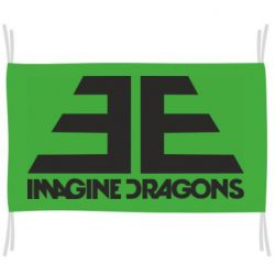Флаг Imagine Dragons Evolve simbol