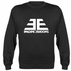 Реглан (свитшот) Imagine Dragons Evolve simbol