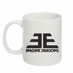 Кружка 320ml Imagine Dragons Evolve simbol
