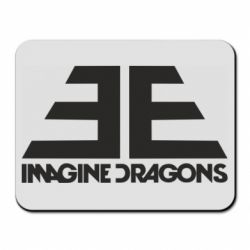 Коврик для мыши Imagine Dragons Evolve simbol