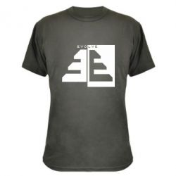 Камуфляжна футболка Imagine dragons: Evolve