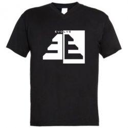 Чоловіча футболка з V-подібним вирізом Imagine dragons: Evolve