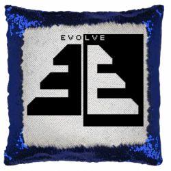Подушка-хамелеон Imagine dragons: Evolve
