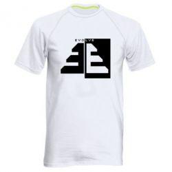 Чоловіча спортивна футболка Imagine dragons: Evolve