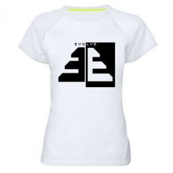 Жіноча спортивна футболка Imagine dragons: Evolve